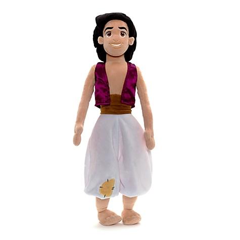 Poupée en peluche Aladdin de 53 cm