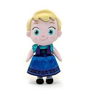Läs mer om Elsa från Frost som liten, liten gosedocka