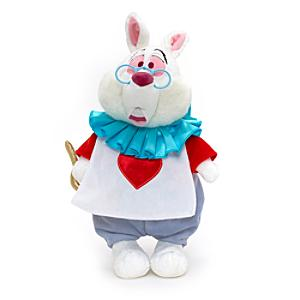 Läs mer om Vita Kaninen medelstort gosedjur