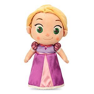 Läs mer om Rapunzel som liten flicka gosedocka