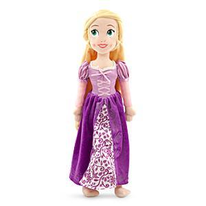 Läs mer om Rapunzel gosedocka