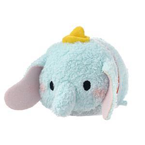 Läs mer om Dumbo Tsum Tsum Mini Soft Toy