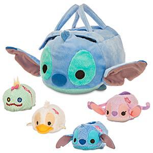 Läs mer om Lilo och Stitch litet Tsum Tsum-set