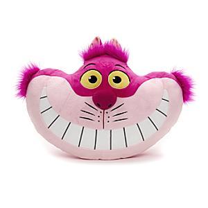 Läs mer om Cheshirekatten ansiktskudde