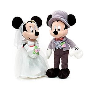 mickey-minnie-mouse-wedding-soft-toy
