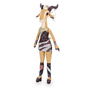 Läs mer om Gazelle från Zootropolis gosedjur