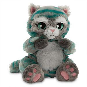 Läs mer om Cheshirekatten litet gosedjur, Alice i Spegellandet