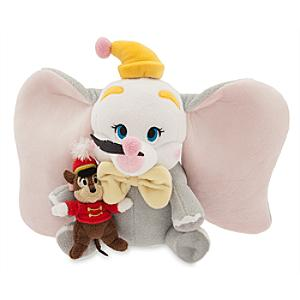 Läs mer om Dumbo som clown gosedjur
