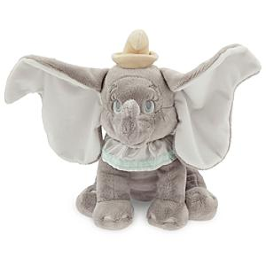 Läs mer om Medelstort Dumbo-gosedjur, Disney Baby
