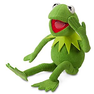 Mupparna Kermit gosedjur