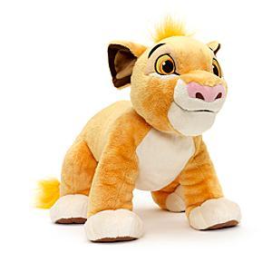Läs mer om Simba medelstort gosedjur, Lejonkungen