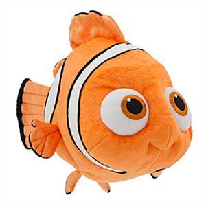Läs mer om Nemo medelstort gosedjur, Hitta Doris