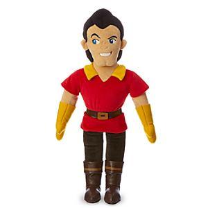 Läs mer om Gaston medelstor gosedocka, Skönheten och Odjuret