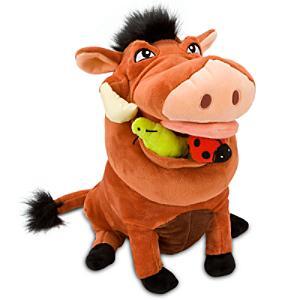 Läs mer om Pumbaa medelstort gosedjur