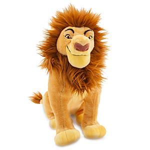 Läs mer om Mufasa medelstort gosedjur, Lejonkungen