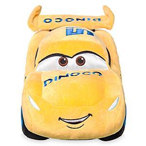 Läs mer om Cruz Ramirez medelstor gosedocka, Disney Pixar Bilar 3