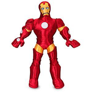 Läs mer om Iron Man medelstor gosedocka