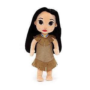 Läs mer om Pocahontas gosedocka