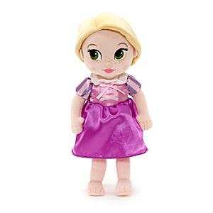 Läs mer om Unga Rapunzel liten gosedocka