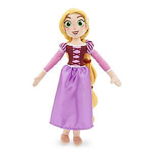 Läs mer om Rapunzel gosedocka, Trassel-serien