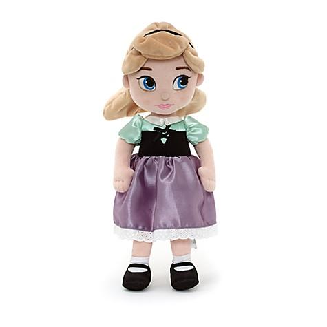 Petite peluche Aurore de La Belle au Bois Dormant, Collection Disney Animators