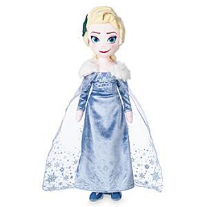 Läs mer om Elsa gosedocka, Olofs frostiga äventyr