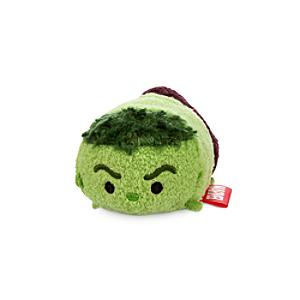 Läs mer om Hulken Tsum Tsum litet gosedjur