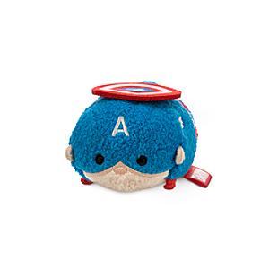 Läs mer om Captain America Tsum Tsum litet gosedjur