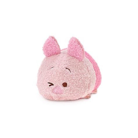 Mini Peluche tsum tsum porcinet clignant de l'oeil