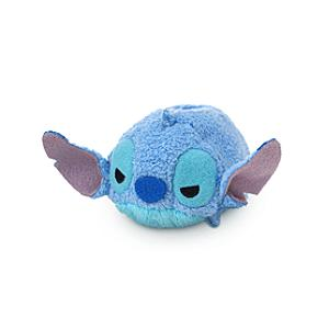 Läs mer om Stitch sömnig Tsum Tsum litet gosedjur