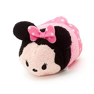 Läs mer om Mimmi Pigg litet Tsum Tsum-gosedjur