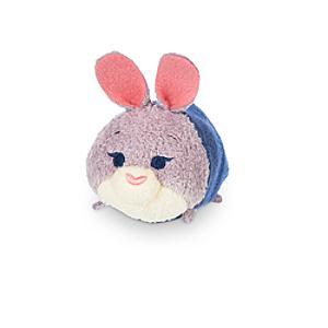 Läs mer om Judy Hopps litet Tsum Tsum-gosedjur, Zootropolis