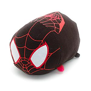 Läs mer om Spiderman Miles Morales Tsum Tsum medelstort gosedjur