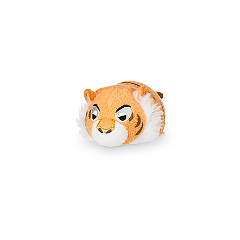 Mini peluche Tsum Tsum Shere Khan, Le Livre de la Jungle