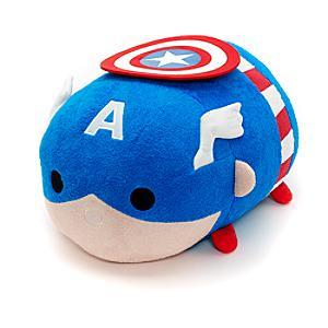 Läs mer om Captain America Tsum Tsum stort gosedjur, Captain America: Civil War