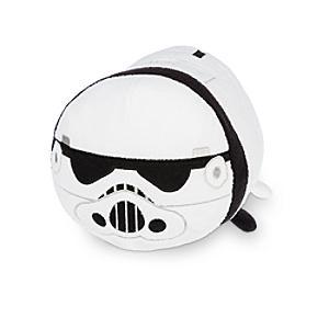 Läs mer om Stormtrooper Tsum Tsum medelstort gosedjur, Star Wars
