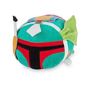 Läs mer om Boba Fett Tsum Tsum medelstort gosedjur, Star Wars