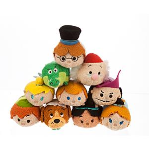 Läs mer om Peter Pan Mini Tsum Tsum Collection
