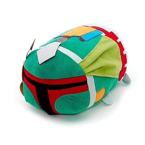 Grande peluche Tsum Tsum Boba Fett, Star Wars