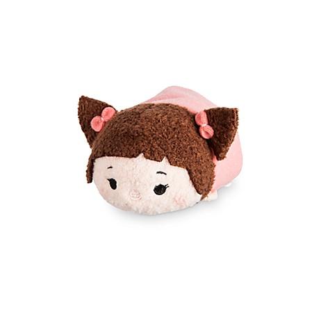 Mini peluche Tsum Tsum Bouh de Monstres & Cie