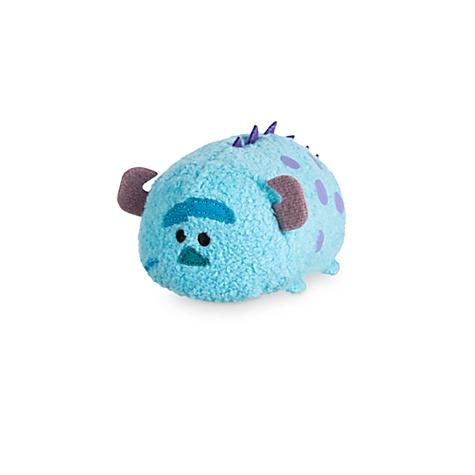 Mini peluche Tsum Tsum Sulli de Monstres & Cie