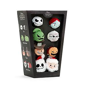 The Nightmare Before Christmas Tsum Tsum litet gosedjur, set med 8