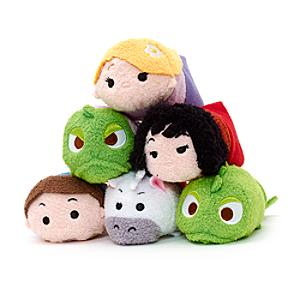 Läs mer om Trassel Mini Tsum Tsum Collection