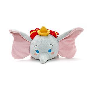 Läs mer om Dumbo medelstort gosedjur i Tsum Tsum-serien
