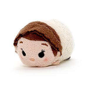 Läs mer om Prinsessan Leia i Hoth-kostym som Tsum Tsum-minigosedjur, Star Wars