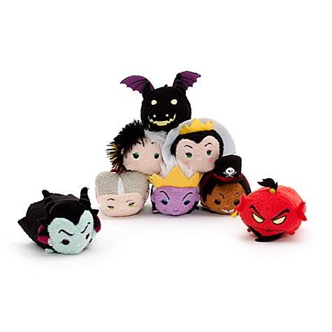 Collection Mini Tsum Tsum Disney Villains