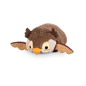 Läs mer om Ugglan Tsum Tsum litet gosedjur, Bambi