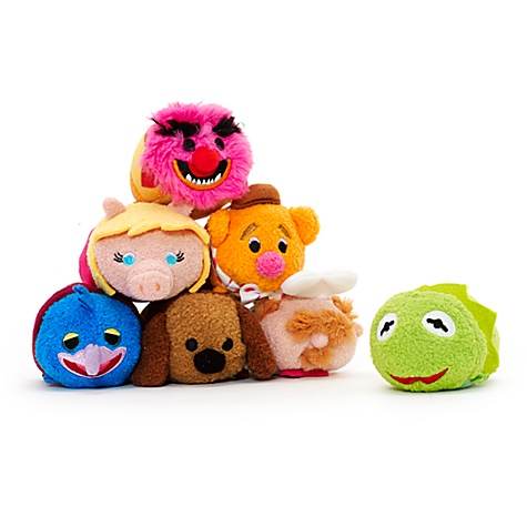 Collection de mini peluches Tsum Tsum, The Muppets