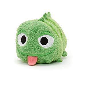 Läs mer om Pascal litet Tsum Tsum-gosedjur från tv-serien Trassel