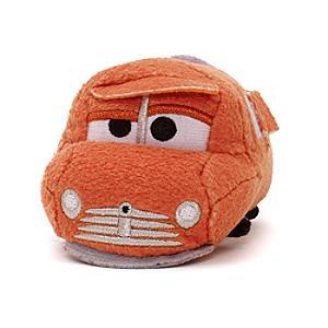 Smokey Tsum Tsum Mini Soft Toy Disney Pixar Cars 3